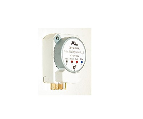 (DBYC1003BL New Defrost Timer MAGIC CHEF, ELECTROLUX ( NOT DBZA-1210-2D3 ))