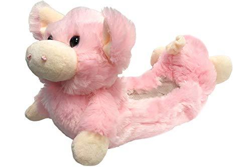 Chloe Noel Light Pink Pig Animal Soaker Soft Blade Cover ()