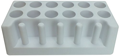 Full-View Series 200 Test Tube Support, Diameter 18 -20, Tub