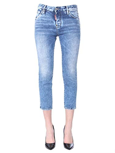 DSQUARED2 Women's S75lb0194s30663470 Blue Cotton Jeans