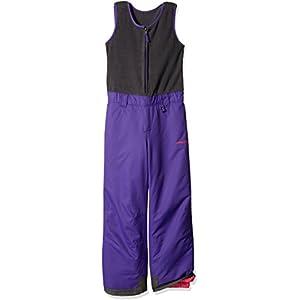 Arctix Infiniti Kids Overalls Bib, Large, Purple