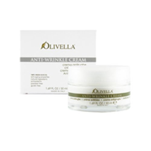 Olivella Virgin Olive Oil Anti-wrinkle Cream - 1.69 Oz, (Pack of 6)