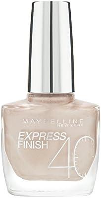 Maybelline Express Finish Nagellack Nr 740172 Brassy Trocknet In
