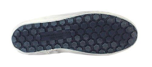 4barra12 Sneaker Suprime 2032 Silver/Glitter Yellow Taglia 39 - Colore Argento