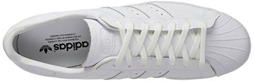 Cassé de Core Gymnastique White Ftwr Black White Homme Superstar Ftwr Blanc 80s Chaussures adidas ntwq07pgSx