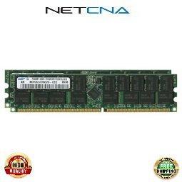 X9210A 4GB (2x2GB) Sun Java Workstation PC3200 DDR400 184-Pin ECC RDIMM Memory Kit 100% Compatible memory by NETCNA USA - Sun Java Workstation