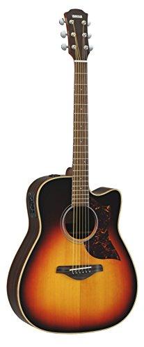 Yamaha Cutaway Guitar - 5