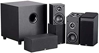 Monoprice Premium 5.1.2-Ch Home Theater in a Box with Subwoofer