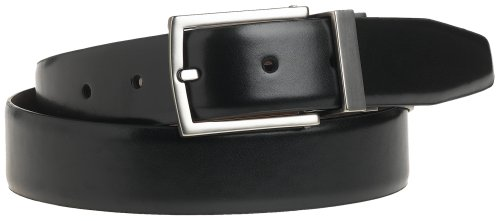 Kenneth Cole REACTION Men's U-Turn Reversible 1 1/4