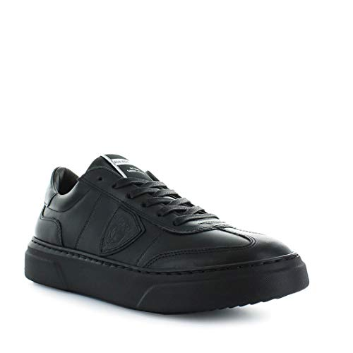 Temple Herbst Schuhe Philippe Model Sneaker Herren Schwarz 2019 Winter ZfzSf