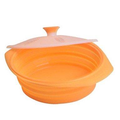 Y & XL & H unfoldable cuenco con tapa para horno o al aire libre ...