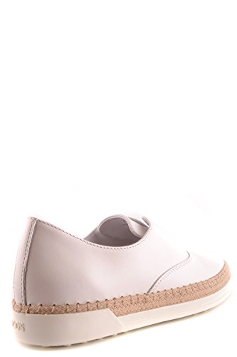 Tods Donne Mcbi293128o Sneakers In Pelle Bianca