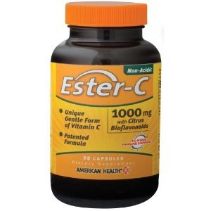 Ester C with Citrus Bioflavanoids 1000 mg 90 Capsules, Health Care Stuffs