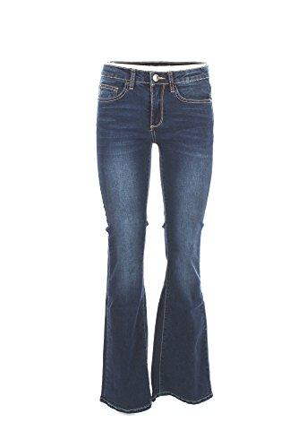 YES-ZEE Jeans Donna 27 Denim P330 F946 Primavera Estate 2018