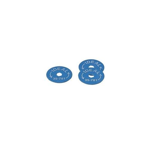 Ideal 35-781, Replacement Blade for Rotary Bx Cable Cutter, Pack of 8 -