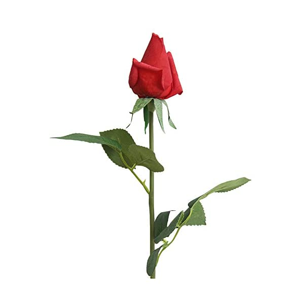 XGao-Artificial-Rose-1-Head-Faux-Flowers-Fake-Western-Plants-Real-Touch-Silk-Cloth-Flower-for-Vases-Wedding-Bride-Bouquets-Garden-Home-Office-Decor-Party-Centerpieces-Arrangement-Decoration-D