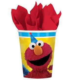 Sesame Street 2 Cup 9oz [Contains 6 Manufacturer Retail Unit(s) Per Amazon Combined Package Sales Unit] - SKU# 581672