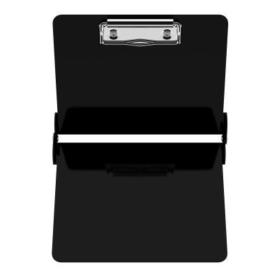 Black Mini ISO Clipboard -