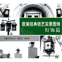 Live-action Pictures of European and American Classic Wrought Iron (Chinese Edition)