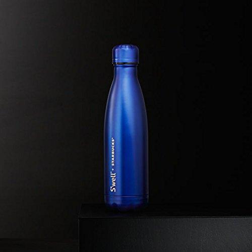 Starbucks S'well® Water Bottle - Blue, 17 Fl Oz