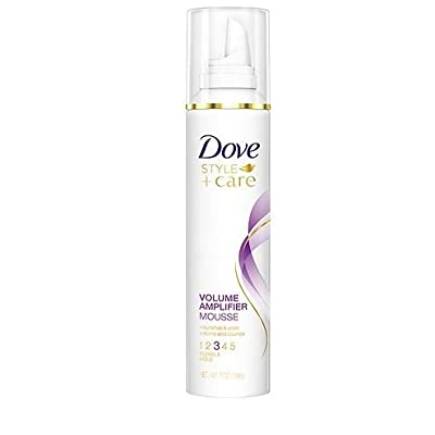 3 pack of Dove Mousse Volume Amplifier7.0 oz.