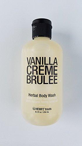 VANILLA CREME BRULEE Herbal Body Wash -  Hemp Technologies, LLC, COMINE023630