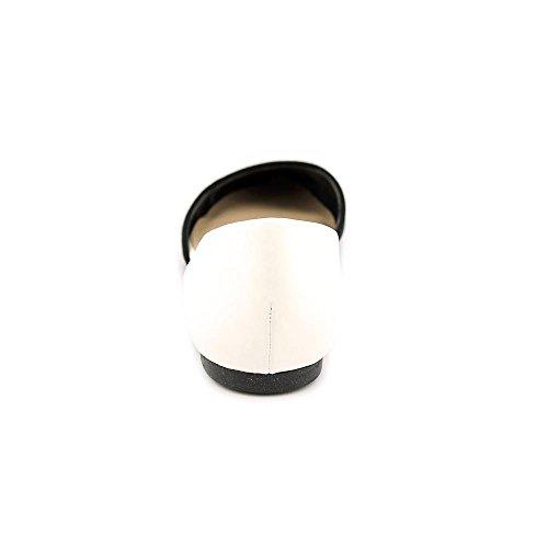 Inc International Concepts Femme Croissant Croisé Bout Pointu Noir / Marshmlow
