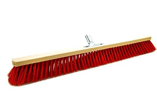 Straßenbesen Elaston 100cm mit Metallstielhalter