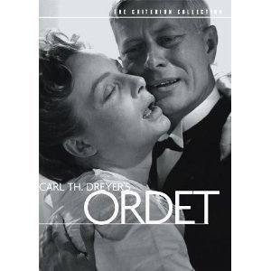 amazon com carl th dreyer s ordet criterion collection movies tv