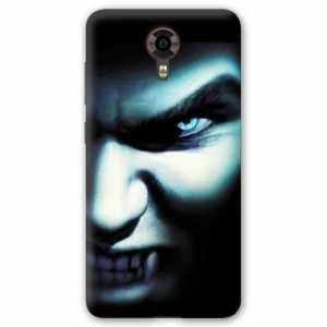 Cokitec Case Carcasa Hisense F20 Horror - Vampire Noir ...