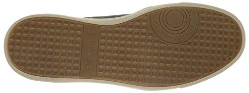 Calvin Klein Ck Jeans Uomo Zolton Denim Fashion Sneaker Nero