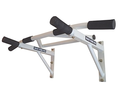 Magic Home Gym Multigrip Wall Mounted Chin up Bar Price & Reviews