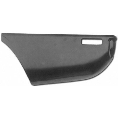 Left Lower Quarter Panel Patch Rear Section for 70-73 Chevrolet Camaro Camaro Rear Quarter Panel