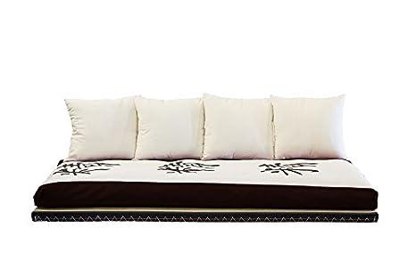 Divano Letto Tatami.Vivere Zen Divano Letto Futon Kanto Lux 1 Futon 1
