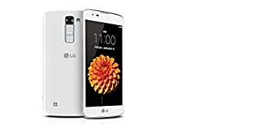 LG MS 330 K7 White (METRO PCS) - NOT UNLOCKED