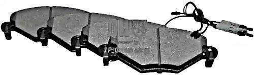 Citroen C5 Mk1 2001-2004 Front Right Drivers O//S Brake Caliper 283mm Discs