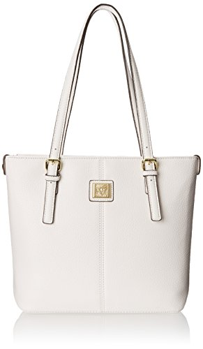 Anne Klein Perfect Tote Small Shoulder Bag Magnolia One Size