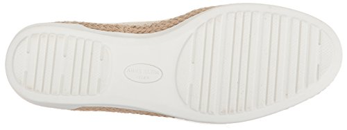 outlet very cheap Anne Klein Women's Zarenna Slip Ballet Flat Gold Natural Fabric cheap price from china free shipping great deals 1Omi3aHOe