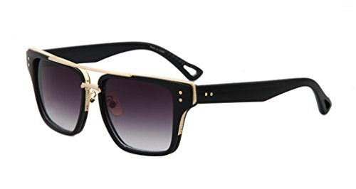 Trendy Polarized Sunglasses Metal Rectangular - Wholesale Sunglasses Inexpensive
