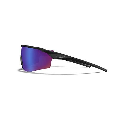 0b240ee3a0 ROKA SR-1 APEX Advanced Sports Performance Ultra Light Weight Sunglasses  Patented Gecko Pad No