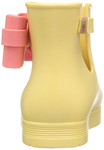 Mini Melissa Melissa Boot Mary Jane (Toddler), Yellow, 6 M US Toddler by Mini Melissa (Image #2)