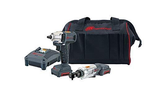 - Ingersoll-Rand IQV12-201 Cordless Combo Kit