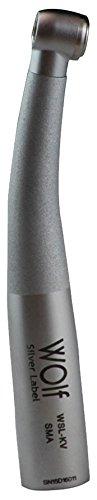WOLF HANDPIECES WSL-KV-SMA Wolf Silver Label Kavo Type Mini Head Non-Fiberoptic, Air