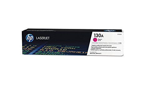 HP 130A (CF353A) Magenta Original Toner - Packard Remanufactured Hewlett Laserjet