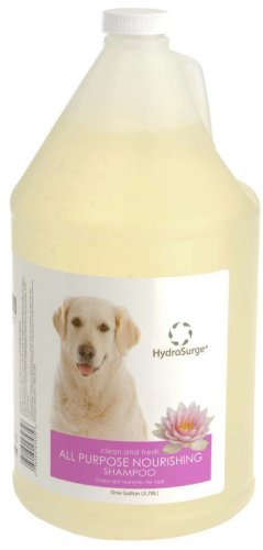 Oster Hydrosurge All Purpose Nourishing Shampoo, Clean & Fresh 1 Gallon by Oster