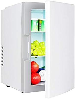 Congelador portatil Refrigerador eléctrico de 18L DC de doble ...