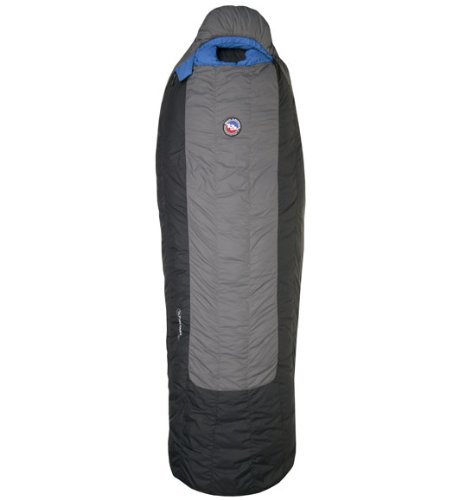 Big Agnes Fish Hawk 30-Degree Sleeping Bags (650 Down fill), Reg Right Zipper, Outdoor Stuffs