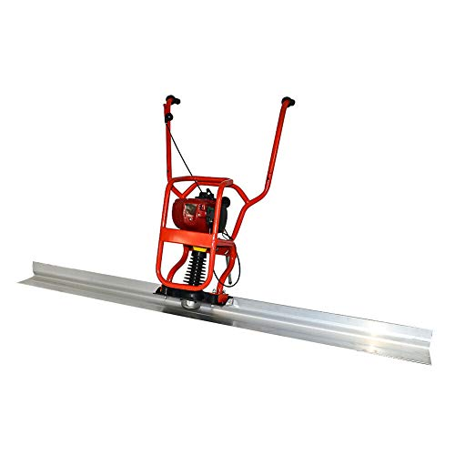 Gas Power 4 Stroke Concrete Surface Vibratory Leveling Screed 6.56ft Tamper blade