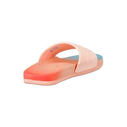 adidas Adilette Cf+ Fade W, Chancletas para Mujer rose-blue