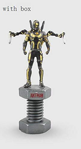 WEKIPP Mini Hero Ant Man and Wasp Ant-Man